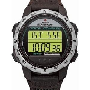 A tu taki old school. Timex Expedition Digital Compass Watch.
