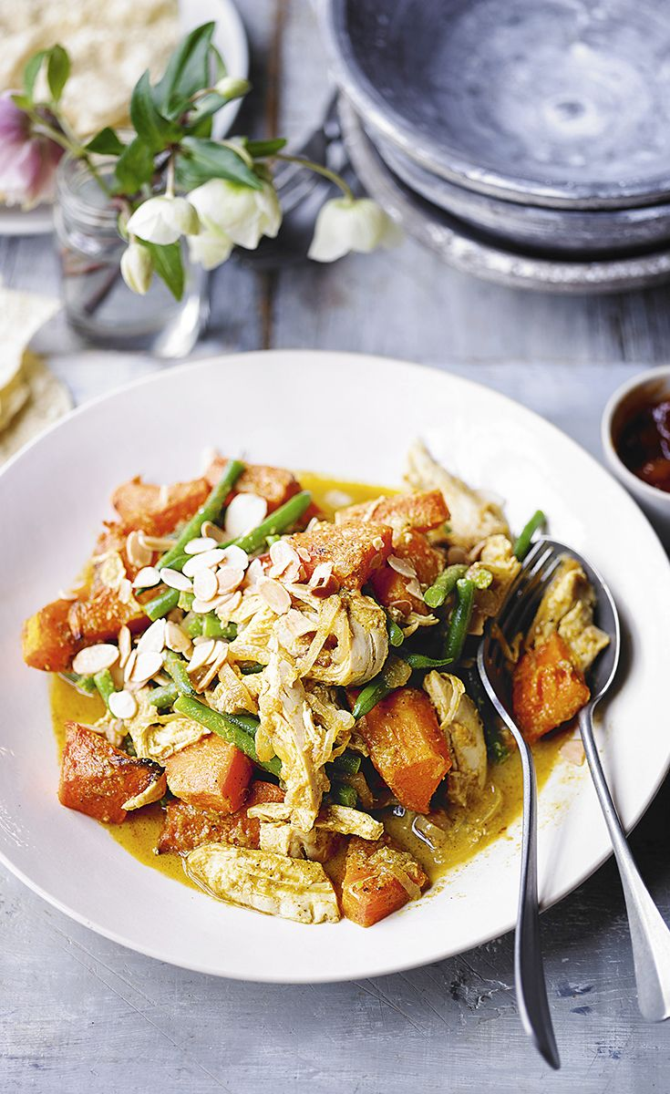 28 best boxing day leftovers waitrose images on pinterest our turkey and pumpkin korma is a lovely spicy dish thats packed with flavour leftover turkey recipesleftover turkey currychristmas foodschristmas forumfinder Choice Image