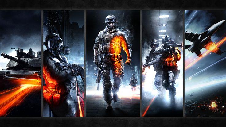 Computerspel - Battlefield 4  - Achtergrond - Natuur - Landschap - Stad - Berg - Oceaan - Maan - Sun - Hdr - Hd - Ultra - Spel - Oorlog - Gun - Ea Achtergrond