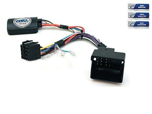 CAN-bUS connects2 adaptateur de commande au volant peugeot 207, 307/406/208// 308/807/partner 3008 5008///expert rCZ pour autoradio pIONEER…