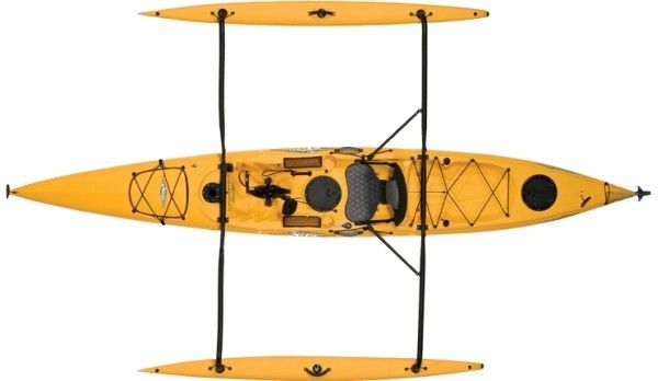 Hobie Adventure Island Fishing Kayak Review