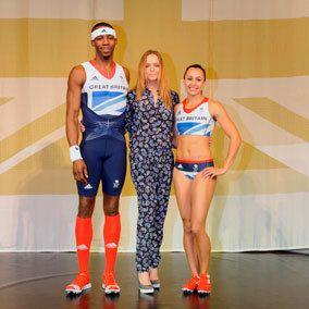 Stella McCartney designed Team GB Olympic kit - Adidas