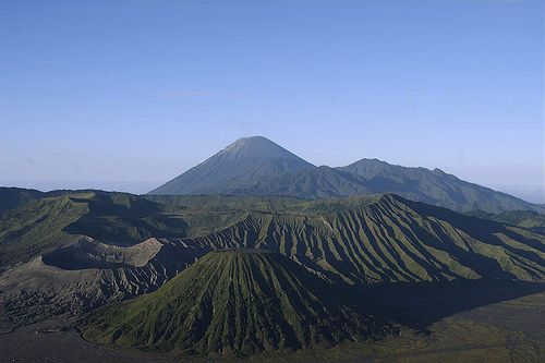 Bromo Tengger Semeru National Park, East of Java - Indonesia #Nature #Mountain #Indonesia