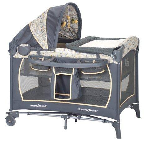 Serene Nursery Center Mod Bug Baby Play Yard Baby