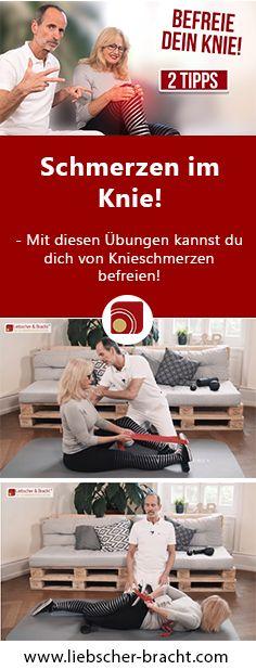 2 Übungen bei Knieschmerzen, die du unbedingt ausprobieren solltest! NK