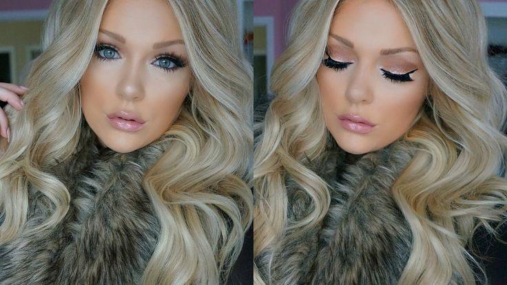 Everyday Khloe Kardashian Inspired Makeup Tutorial