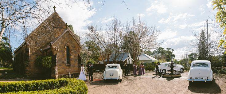 St Patrick's Nulkaba Hunter Valley wedding photographer. Image: Cavanagh Photography http://cavanaghphotography.com.au