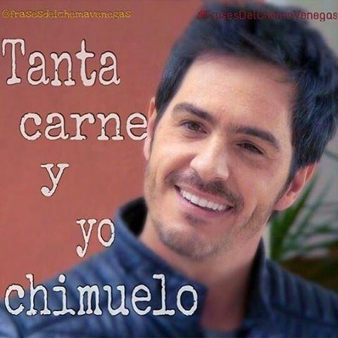 Ayy Chemita Venegas... Feliz semana! #FrasesdelChemaVenegas