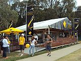 Flag 2 Go Commonwealth Bank event