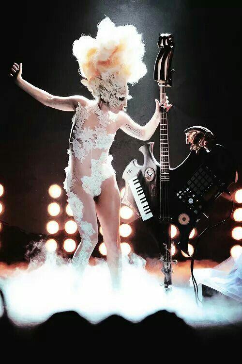 Lady Gaga (BRIT Awards 2010)