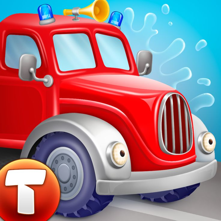 #AppyReview by Sharon Turriff @appymall FireTrucks: 911 rescue (educational app for kids) This fun little game gives your kids 5 fire trucks to drive around and play with. There are mini activities to do with each truck which are all related to work that fire fighters do. Rescuing people with different devices and such. In each game there are picture sign boards that your child needs to follow to collect all 6 stars for each level. Let