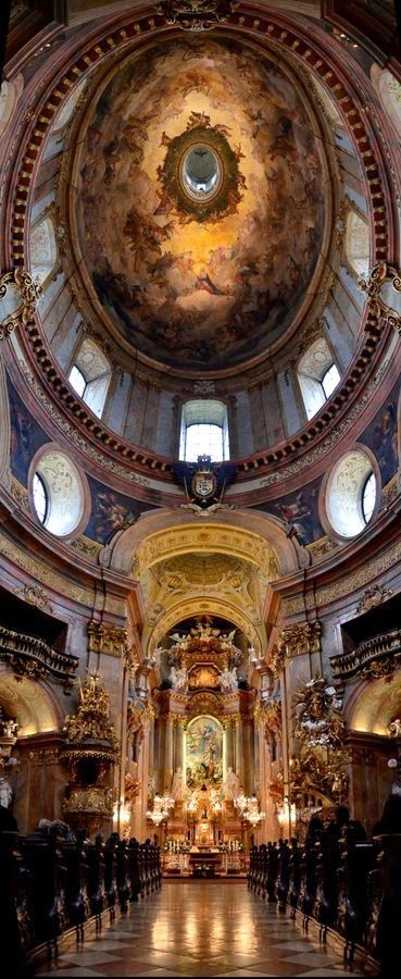 """Austria. IDKAYB I hear nuns singing, """"How do you solve a problem like Maria,"""" as she walks down the aisle to her beloved fiancee. #BoricuaConfidential"""