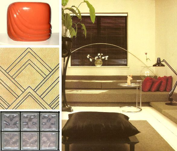 1980s Interior Design Styles Mirror80 Interiores Retro