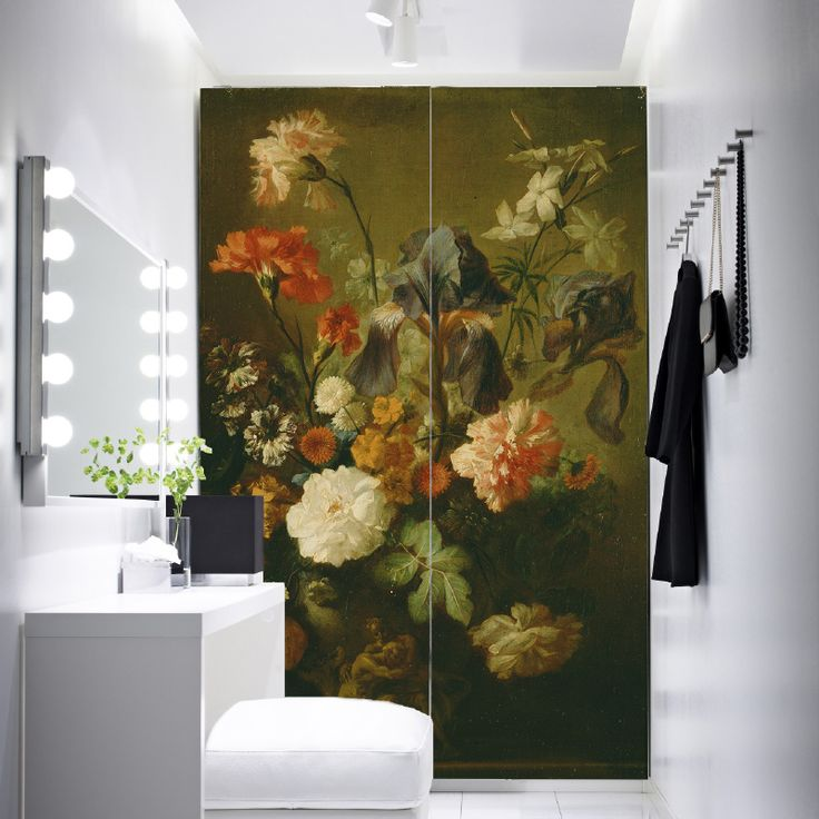 1000 images about ikea hack pax wallpaper on pinterest for Ikea creation dressing