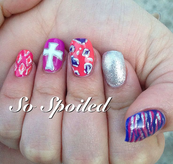 30 Funky And Trendy Nail Art Designs For 2014: 175 Best Images About Spring Summer Nail Art Ideas 2016 On