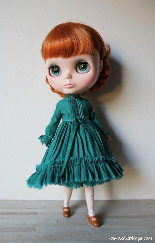 CHU THINGS handmade doll clothes and amigurumis