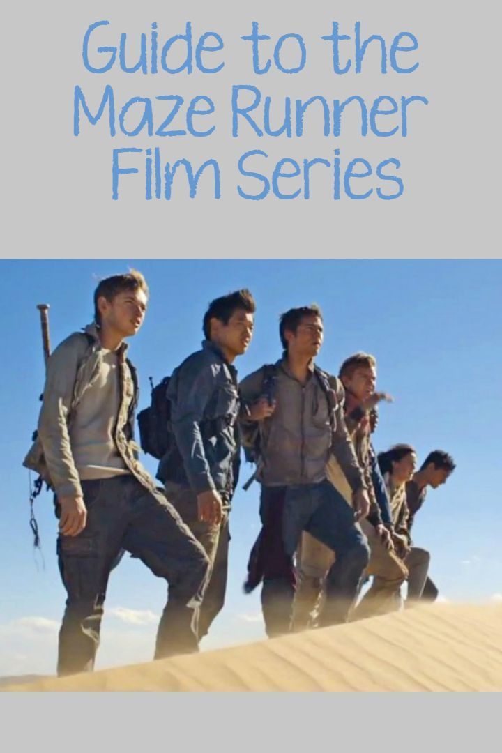 Check out our quick guide to the Maze Runner film series so you can catch up before you head out to see the Scorch Trials when it opens in theaters!