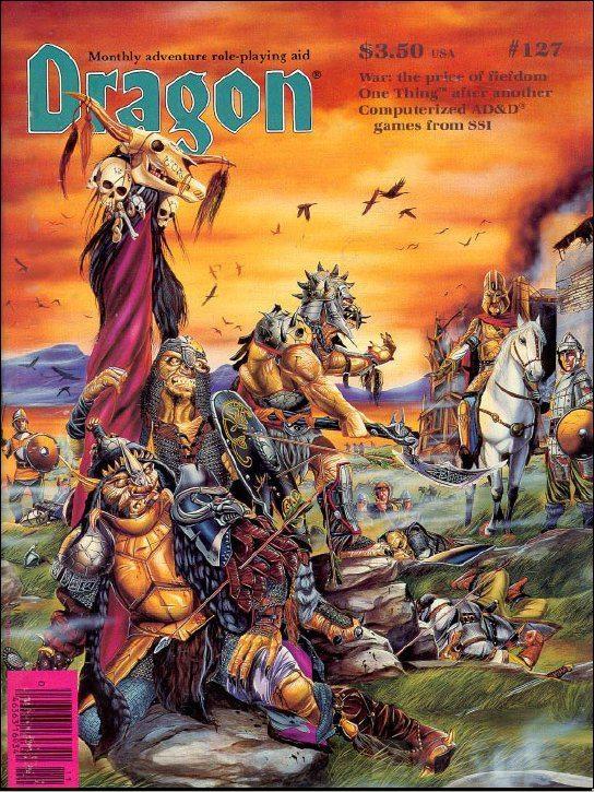 Dragon magazine 1- 423