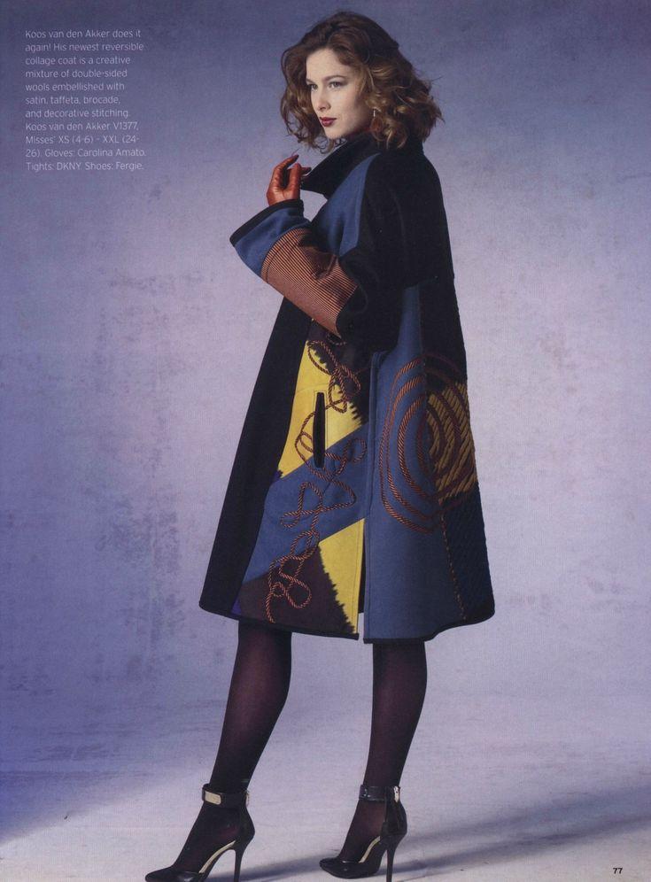 Альбом «Vogue - Decembe/January 2013-2014»/крой и шитье . Обсуждение на LiveInternet - Российский Сервис Онлайн-Дневников