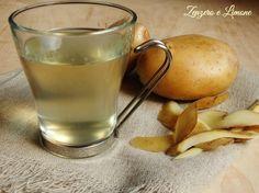 Questa tisana preparata con le bucce della patata è un decotto ideale per combattere la ritenzione idrica e facilissimo da realizzare in casa.