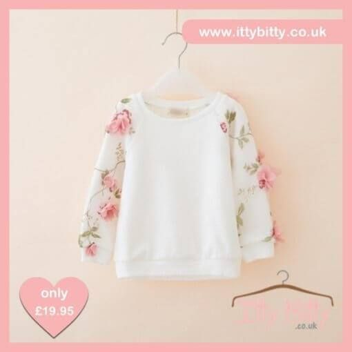 ✨ NEW STOCK ADDED✨ IItty Bitty 3D #Flower #Autumn #Jumper  VIEW HERE: http://www.ittybitty.co.uk/product/itty-bitty-3d-flower-autumn-jumper/?utm_content=buffer84c1c&utm_medium=social&utm_source=pinterest.com&utm_campaign=buffer #girls #jumper #top #fashion #boutique #style