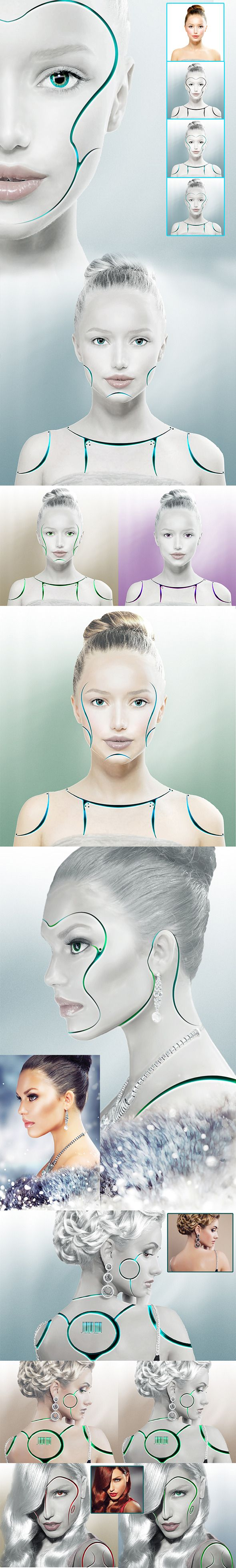 Synthetic Human Photoshop Action • Download ➝ https://graphicriver.net/item/synthetic-human-action/9771548?ref=pxcr