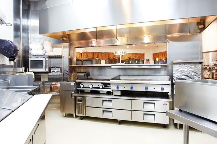 Best 48 Commercial Kitchen Design Ideas On Pinterest Commercial Kitchen Design Industrial