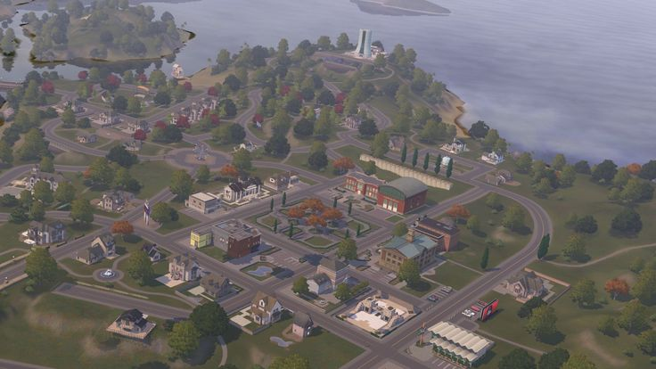 The Sims 3 Mayfield Springs - FREE Download
