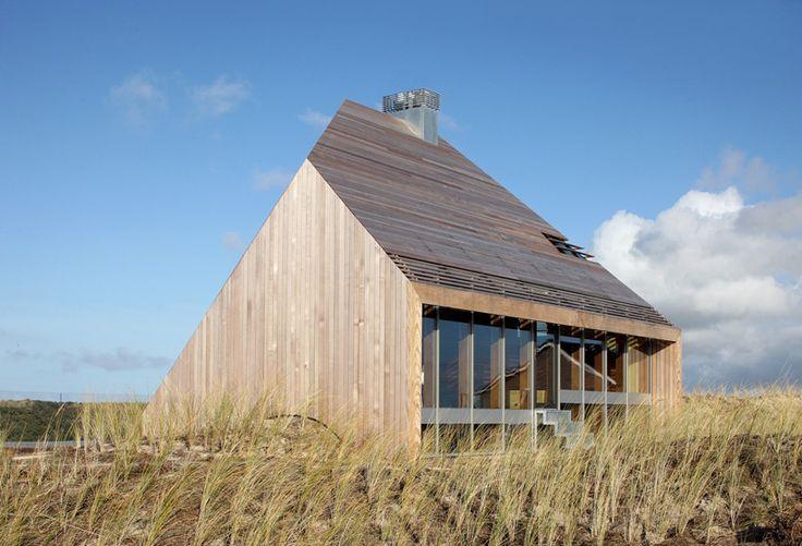 marc koehler dune house netherlands designboom