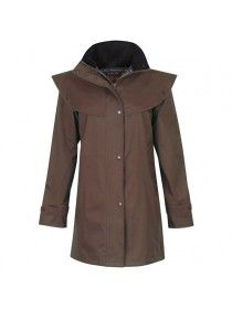 Jack Murphy Cotswold 3/4 Length Raincoat