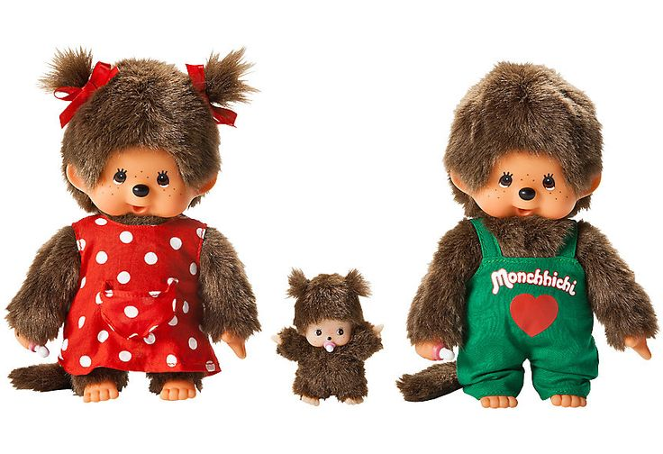 Monchichis sind Kult! #geschenkidee #weihnachten #monchichi #retro #kinder