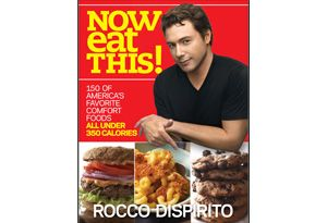 In his latest cookbook, award-winning chef Rocco DiSpirito transforms 150 of America's favorite comfort foods into healthy options...all under 350 calories! Get all the flavor without all the guilt.