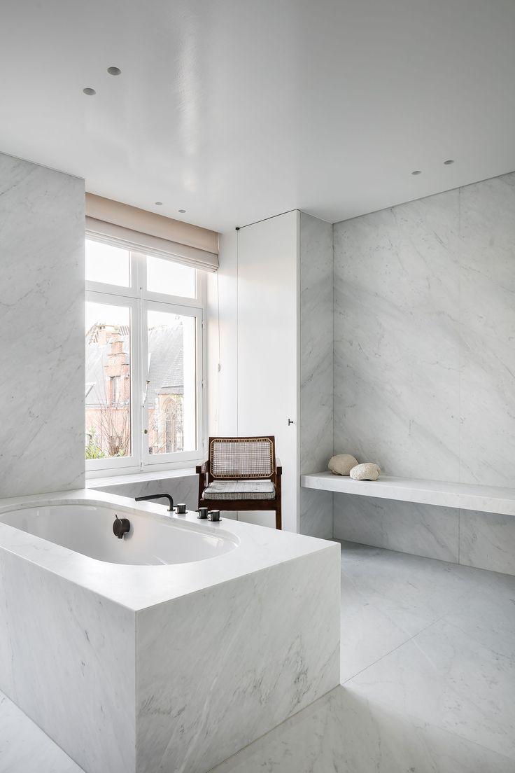 MK House in Antwerp / Nicolas Schuybroek Architects
