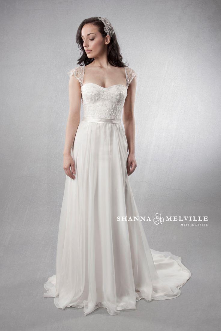 24 best Wedding dresses images on Pinterest | Bridal gowns ...