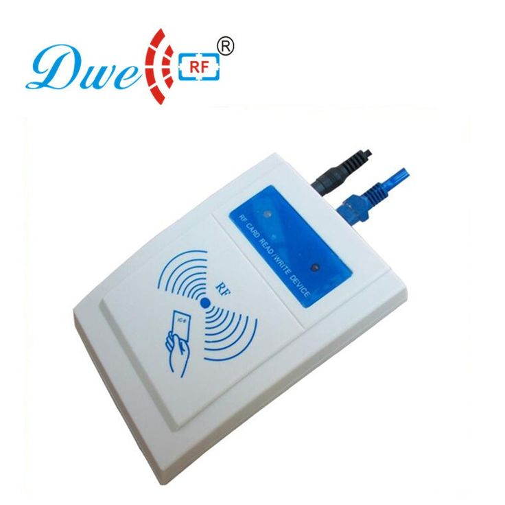 13.56mhz tcp ip network rfid lan access control smart card reader rj45