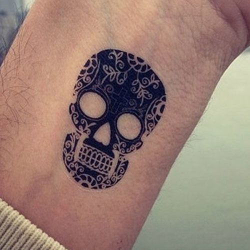 1000+ Ideas About Mens Wrist Tattoos On Pinterest