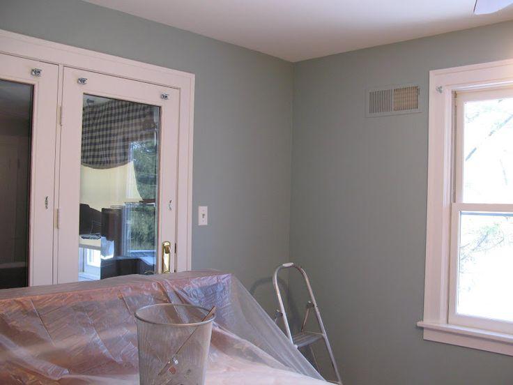 Best 25 gray green paints ideas on pinterest gray green - Benjamin moore wedgewood gray living room ...