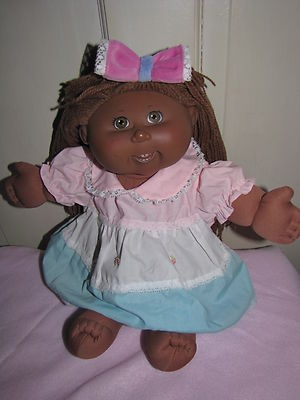 Cute Cabbage Patch Doll