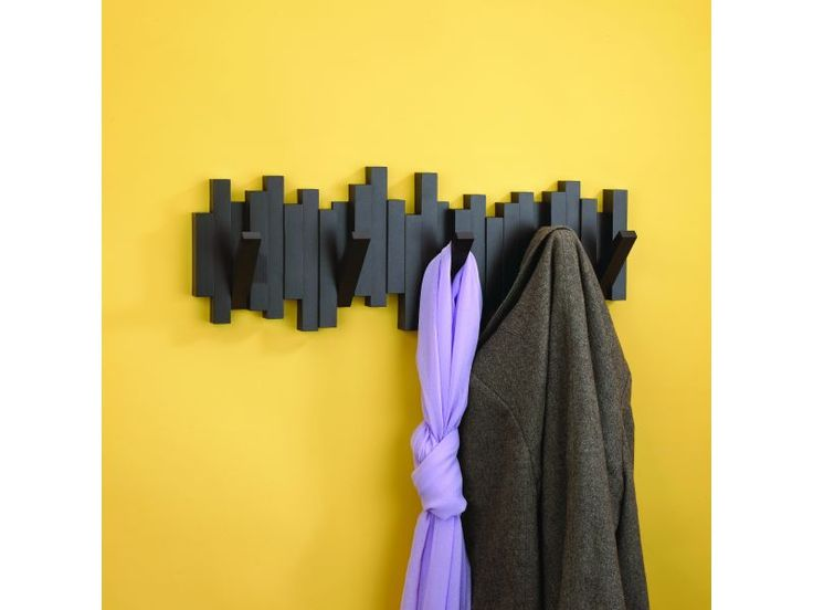17 best images about hallway on pinterest coats wooden for Fold down coat hooks