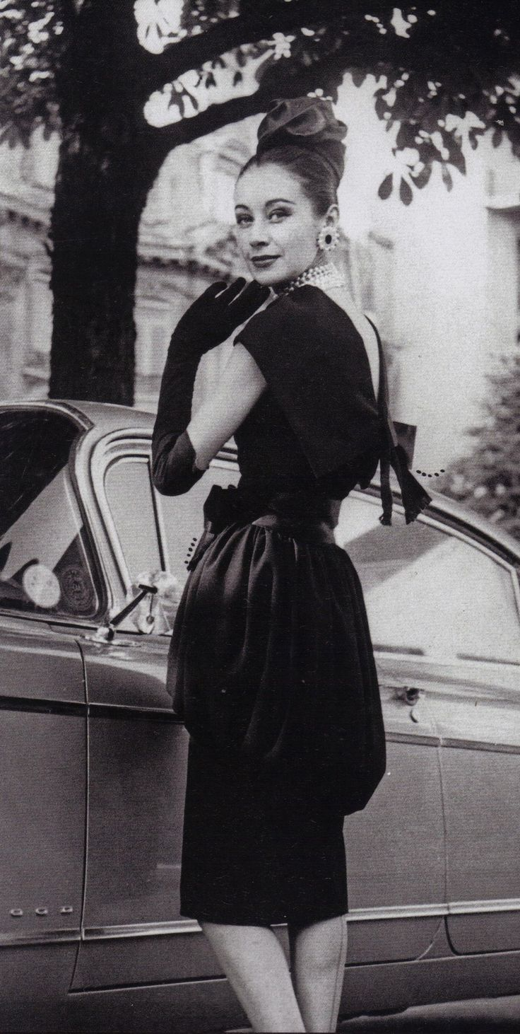 1959, Dior dress /lnemnyi/lilllyy66/ Find more inspiration here…