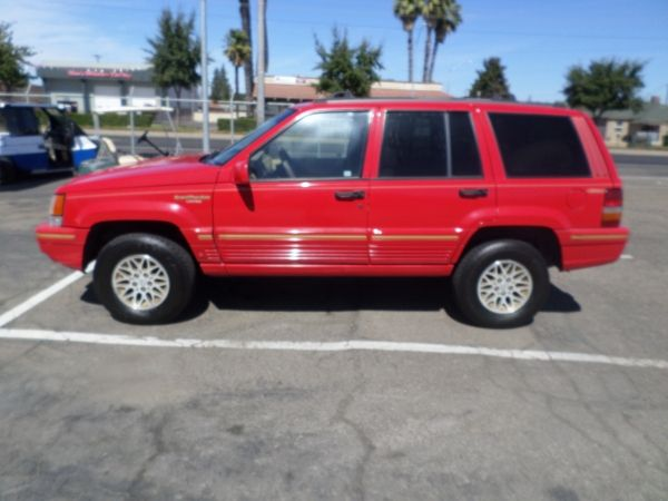 1995 Jeep Cherokee For Sale by Owner