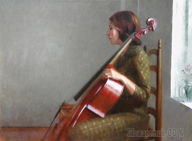 Корейская живопись. Пак Тхэ - Park Tae (박태). Республика Корея, США