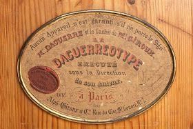 Máquina do tempo: Daguerreótipo