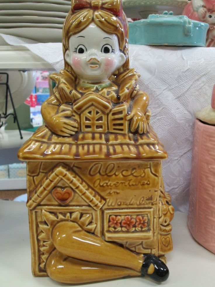 1000 Images About Cookie Jars On Pinterest