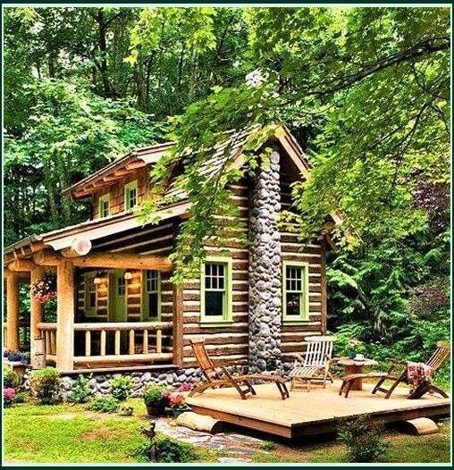 Really wanna build a cabin