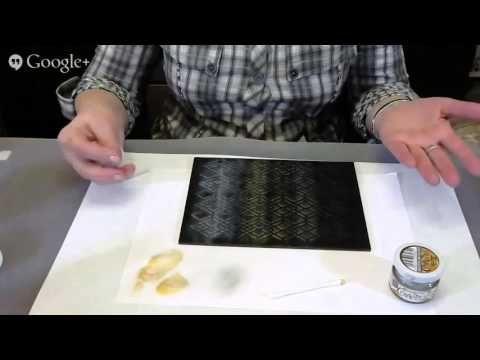 Выделение рельефа - Часть 2 - YouTube