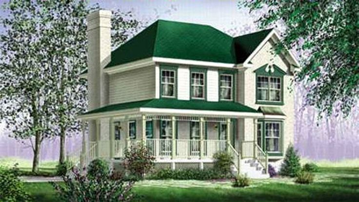 Plan 25-231 - Houseplans.com