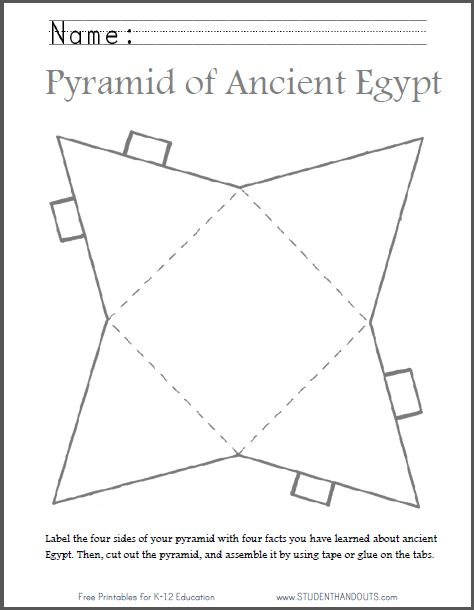 Resultado de imagen de ANCIENT EGYPT project for kindergarten