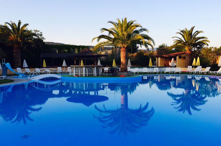 Roda hotel Pegasus in Corfu ☀️☀️