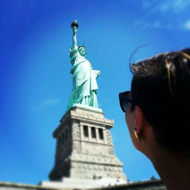 Statue of Liberty, New York - Agosto 2013